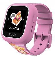 Смарт часы Elari FIXITIME Lite розовый