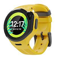 Смарт часы Elari KIDPHONE 4GR желтый