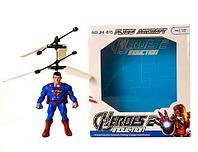 Игрушка летающая SKY HEROES 2 Induction (Superman)
