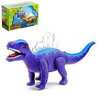 Животное «Динозавр», световые и звуковые эффекты, МИКС