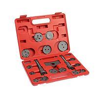 Набор для сведения тормозных цилиндров AV Steel AV-923018, 18 предметов