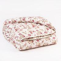 Одеяло тёплое, синтетическое «Миродель», размер 200х220 см ( ± 5 см), цвет МИКС, холлофан, п/э чехол