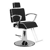 Парикмахерское кресло MANZANO (гидравлика), Don Bandito 72, цвет чёрный