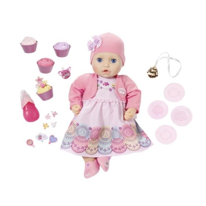 Кукла интерактивная, многофункциональная 'Праздничная Baby Annabell', 43 см - фото 1