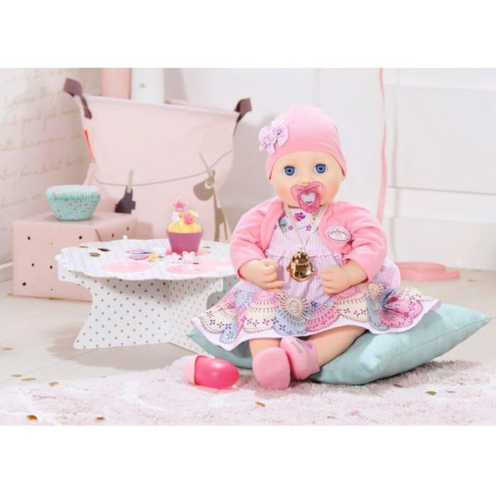 Кукла интерактивная, многофункциональная 'Праздничная Baby Annabell', 43 см - фото 2