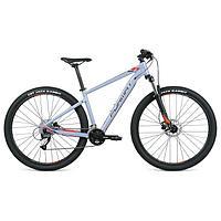 Велосипед 27,5' Format 1413, 2021, цвет серый матовый, размер M