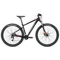 Велосипед 27,5' Format 1413, 2021, цвет черный, размер M
