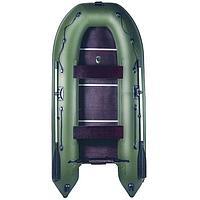 Лодка 'Муссон 3200 СК', слань+киль, цвет олива