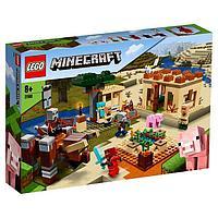 Конструктор Lego Minecraft 'Патруль разбойников'