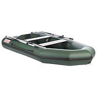Лодка 'Капитан Т290', слань+киль, цвет зелёный