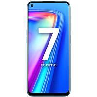 Смартфон Realme 7 RLM-2155, 6,5', IPS, 8Гб, 128Гб, 48Мп, 5000 мАч, туманный белый