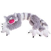 Мягкая игрушка 'Кот Бекон', 112 см, цвет бело-серый