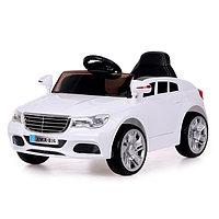 Электромобиль 'Престиж', 2 мотора, EVA колеса, активная подвеска, цвет белый