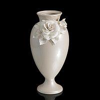 Ваза декоративная Beige Rose Lunga