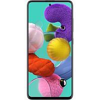 Смартфон Samsung Galaxy A51 SM-A515F, 6.5', SAmoled, 4Гб, 64Гб, 48Мп, 4000мАч, черный