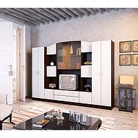 Гостиная Макарена 2800х420х2000 Венге/Лоредо