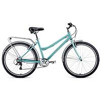 Велосипед 26' Forward Barcelona Air 1.0, 2021, цвет мятный/бежевый, размер 17'