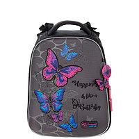 Рюкзак каркасный, Hummingbird T, 39 х 28 х 24, эргономичная спинка, 'Бабочки'