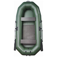 Лодка 'Муссон Н-300 РС', реечная слань, цвет олива