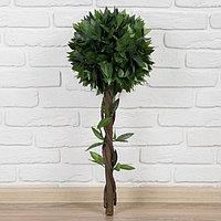 Дерево искусственное 70 см бонсай шар-25х25см