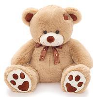 Мягкая игрушка 'Медведь Тони' кофейный, 90 см