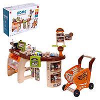 Игровой модуль 'Супермаркет', 65 предметов, со световыми и звуковыми эффектами