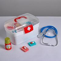 Детский игровой набор 'Медик' 20.5x12.5x13,5 см