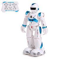 Робот-игрушка радиоуправляемый IQ BOT GRAVITONE, русское озвучивание, цвет синий
