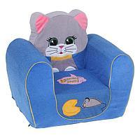 Мягкая игрушка 'Кресло Кошечка'
