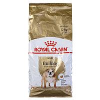 Сухой корм RC Bulldog Adult для бульдога, 12 кг