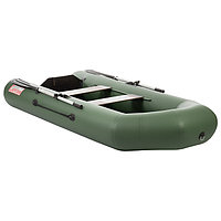 Лодка 'Капитан 280Т', цвет зелёный