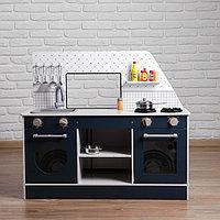 Игровой набор 'Кухня' 30x91x80 см, посудка в наборе