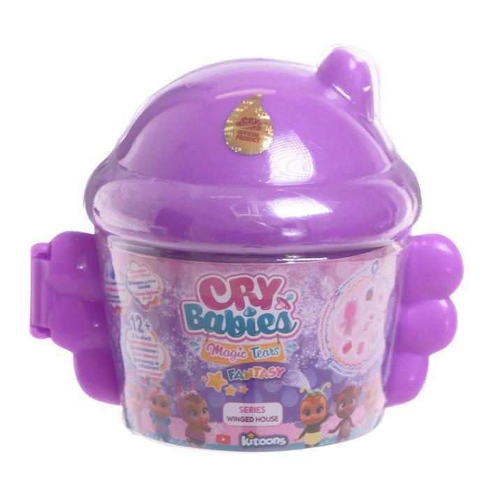 Кукла 'Cry Babies Magic Tears' 13 см, 12 видов МИКС - фото 3