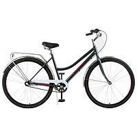 Велосипед 28' Forward Talica 3.0, 2021, цвет темно-серый/розовый, размер 19'