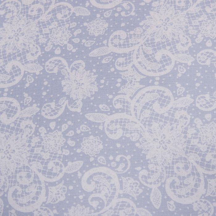 Постельное бельё 'Этель' дуэт Иней, размер 143х215 см - 2 шт., 240*220 см, 70х70 см - 2 шт - фото 2