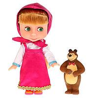 Кукла 'Маша', звуковые функции, 25 см