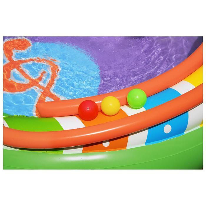 Игровой центр Sing 'n Splash, 295 x 190 x 137 см, 53117 Bestway - фото 3