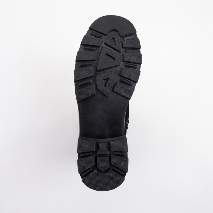 Ботинки женские, цвет чёрный, размер 41 - фото 5