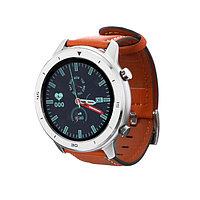 Смарт-часы Smarterra SmartLife ATLAS, 1.3', TFT, IP67, Bt4.0, 230 мАч, серебристые