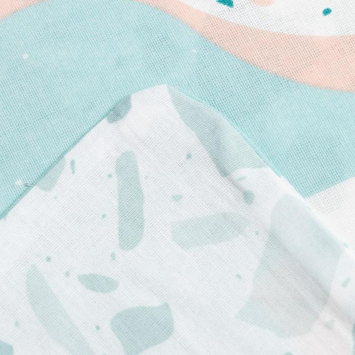 Постельное бельё 1,5сп Василиса 'Тераццо', 145х215, 150х214, 70х70см 2шт - фото 3