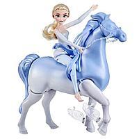 Игровой набор 'Холодное сердце. Эльза и Нокк', Disney Frozen