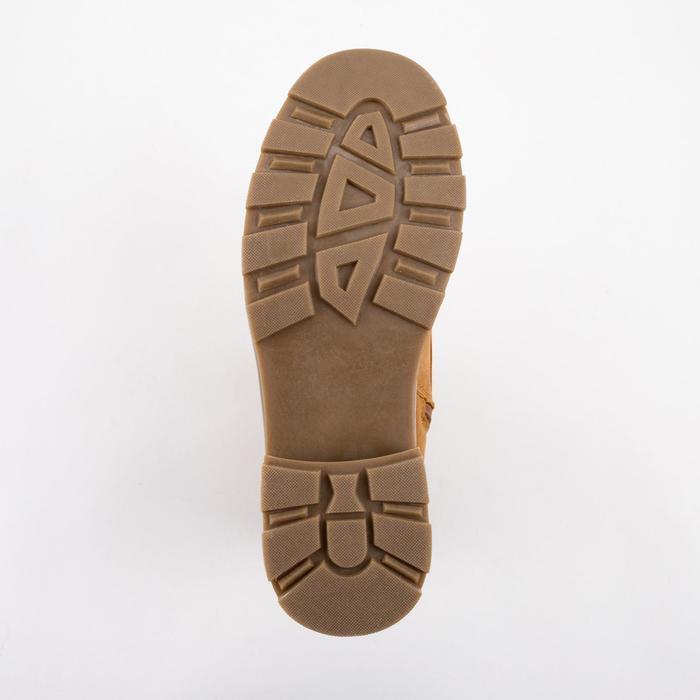Ботинки женские, цвет коричневый, размер 43 - фото 5