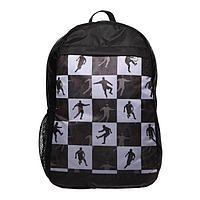 Рюкзак молодежный Calligrata с мягкой спинкой Меридиан 40х26х15 см 'Камуфляж', цвет хаки