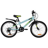Велосипед 20' Novatrack Racer, цвет синий