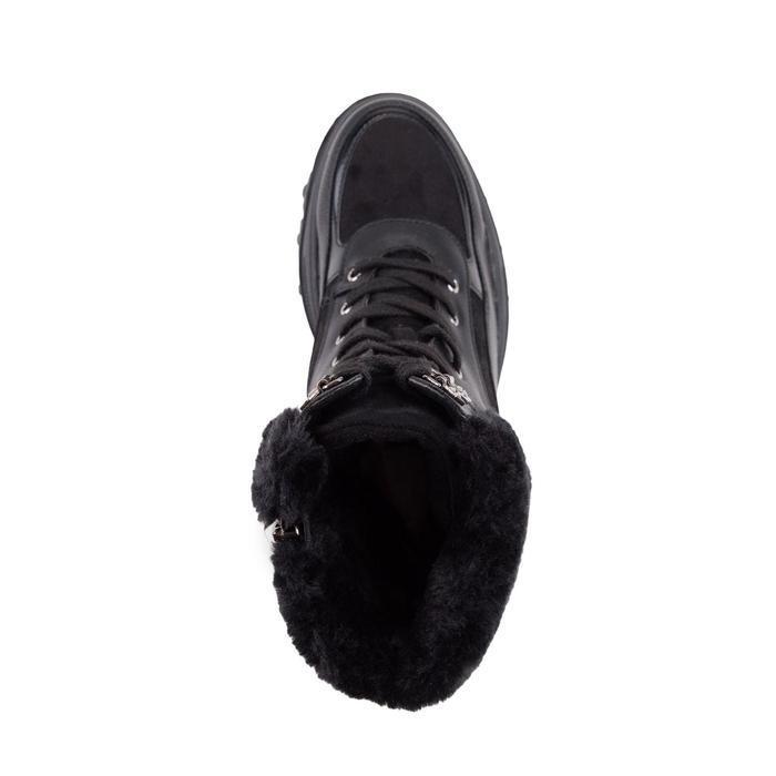 Ботинки женские, цвет чёрный, размер 39 - фото 4