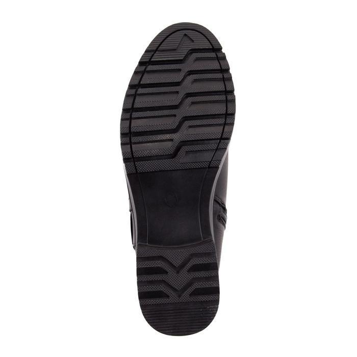 Ботинки женские, цвет чёрный, размер 39 - фото 5