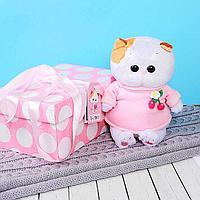 Мягкая игрушка 'Кошечка Ли-Ли BABY', в толстовке, 20 см