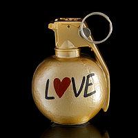 Держатель для карточек и фото 'Лимонка. Love', цвет золотой