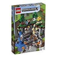 Конструктор Lego Minecraft 'Первое приключение'
