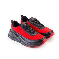 Кроссовки мужские, цвет красный, размер 43